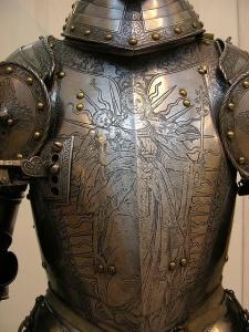 ¿Cansado de frotar la armadura hasta dejarla como nueva?