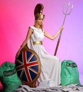 Rule Britannia.