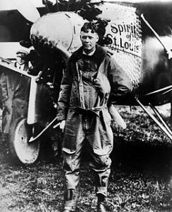 Charles Lindbergh, la que podía haber liado...