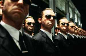 Matrix-Agent-Smith