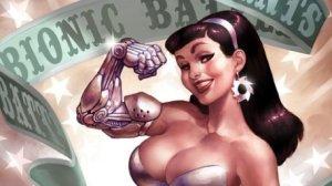 Mujer-máquina, valga la redundancia